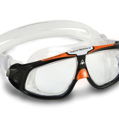 Kính bơi Aqua Sphere Seal 2 Orange/Black